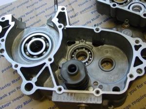Bearings installed (1)