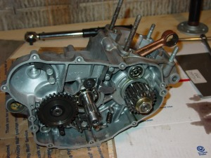 Major, major setback on the engine rebuild