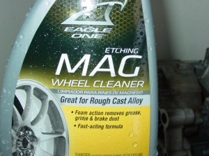 Mag cleaner
