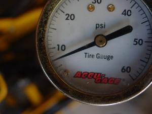 Pressure test 10 min