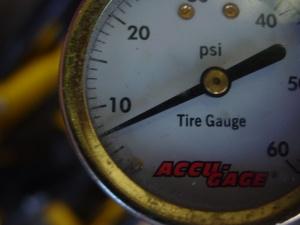 Pressure test 39 min